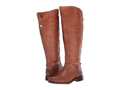 Franco Sarto Haylie WC (Cognac Leather) Women