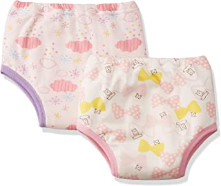 TAKIHIYO 练习裤女孩 341350304 ピンク系(リボン・くも) 95