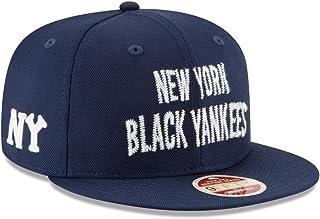d7af4ec4f1f94 New Era New York Black Yankees 9FIFTY Negro League Team Thread Snapback Hat