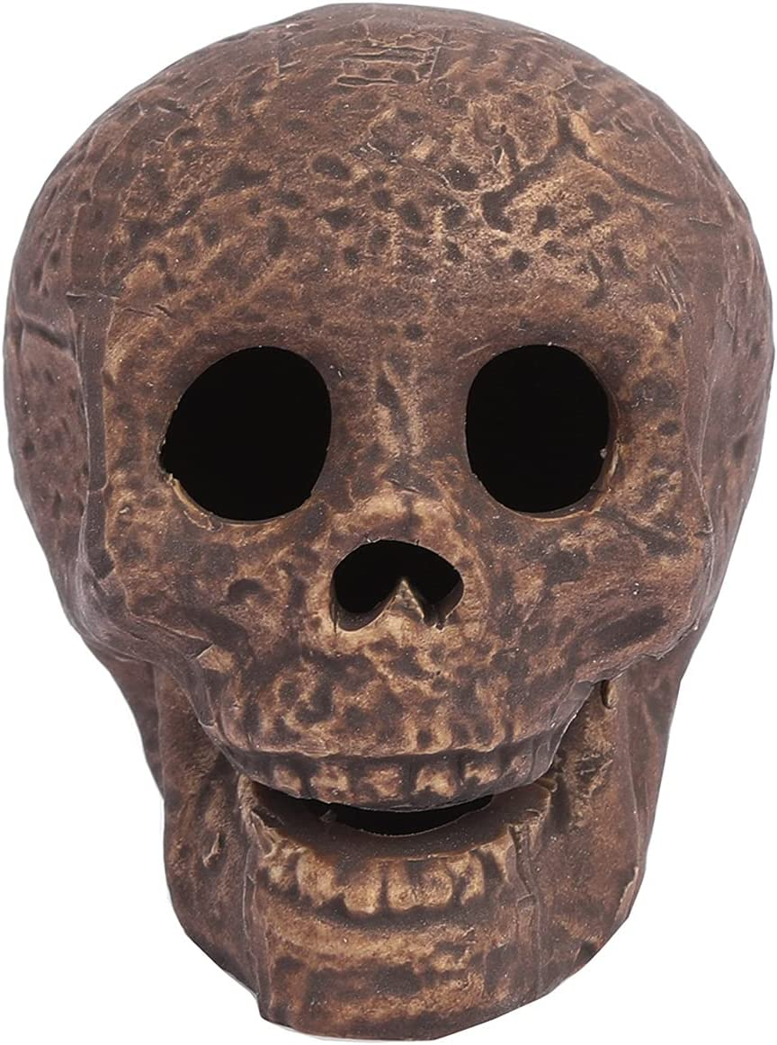 Fireproof Skull Head Skeleton for Orn Free shipping Mini Clay outlet Halloween