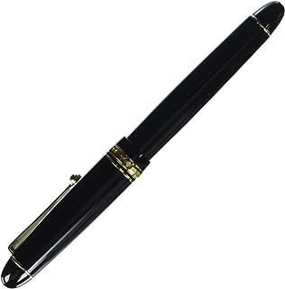 Pilot Fountain Pen Custom 742, Black Body, FA-Nib