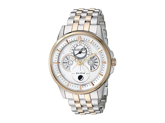Citizen Watches  BU0056-57A Calendrier (Two-Tone) Watches