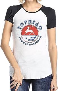 Haaas Women's Torpedo Nizhny Novgorod Short Sleeve T Shirt
