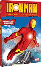 Iron Man: Armored Adventures Complete Season 1