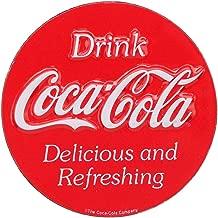 Open Road Brands Drink Coca-Cola Embossed Magnet
