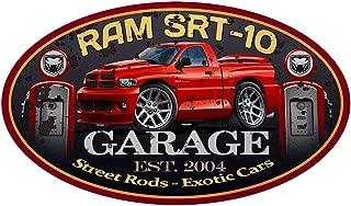 Power hemi Muscle 4x4 Truck Bed Decal Dodge Ram 1500 Sticker Stripe Vinyl 7632a