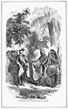 James Edward Oglethorpe N(1696-1785) English Soldier Philanthropist And Founder Of Georgia OglethorpeS First Meeting With The Yamacraw Native Americans In 1733 At Present-Day Savannah Georgia Wood Eng