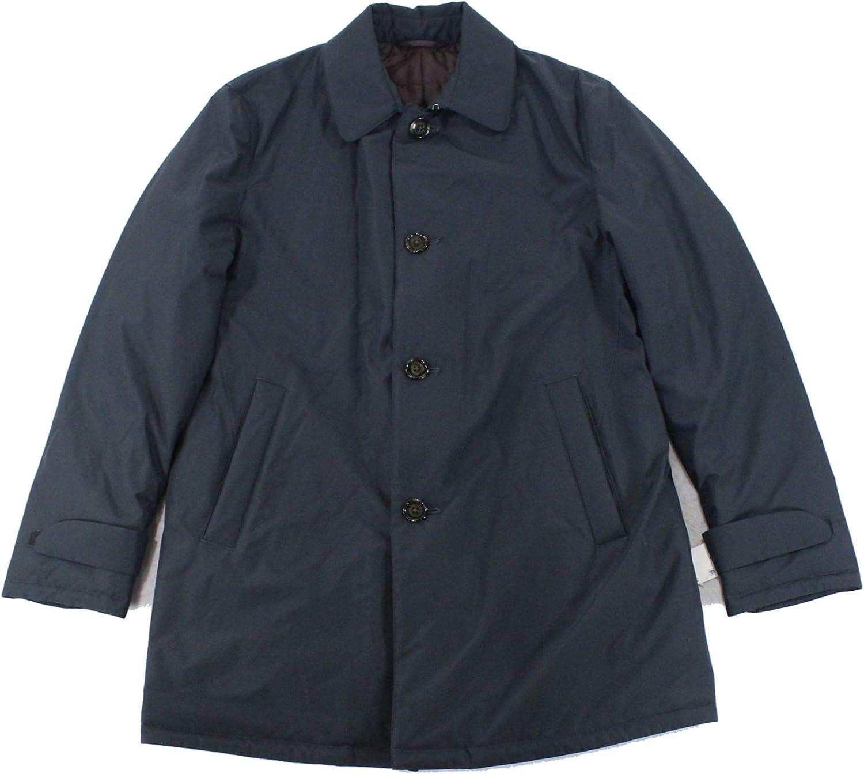 Ralph Lauren Mens Water Repellent Coat black 46