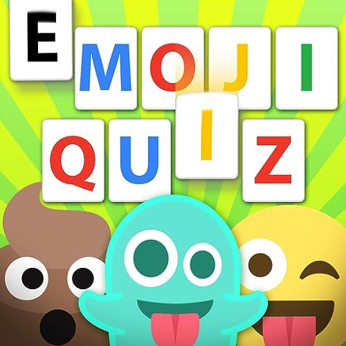 Das Emoji Quiz - erraten Worte von emojis Tastatur