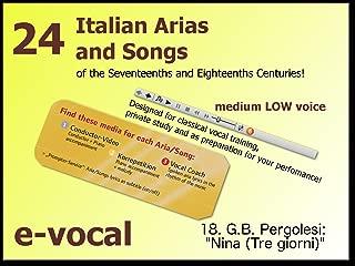 24 Italian Songs and Arias