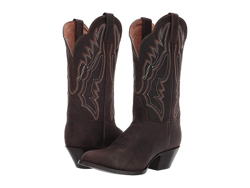 Dan Post Tabatha (Chocolate Leather) Cowboy Boots