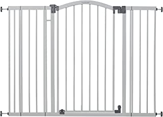 """Summer Infant Extra Tall & Extra Wide Safety Gate, 29.5"""" - 53"""" Wide & 38"""" Tall, for Doorways & Stairways, with Auto-Close..."""