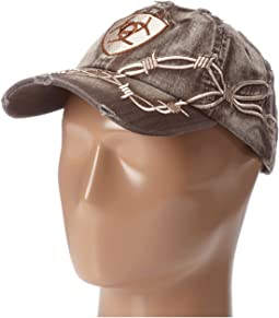 Ariat - Ariat Barbwire Baseball Cap