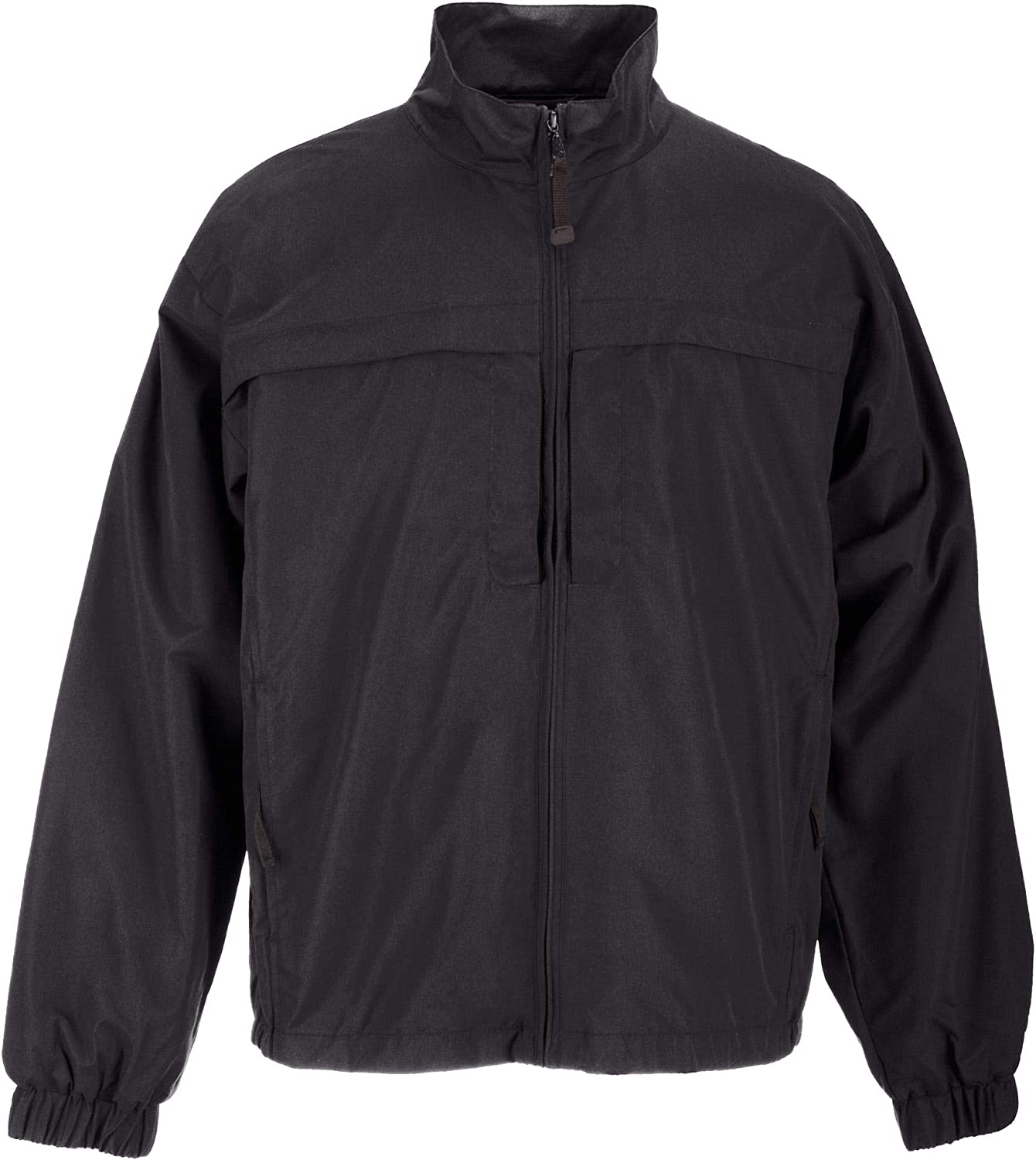 5.11 Tactical Men's Response Lightweight Jacket, Ready Pocket, Easy-Store Design, Style 48016