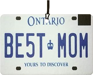 Ali Air Freshener Ontario   Best Mom Nummernschild Auto Lufterfrischer