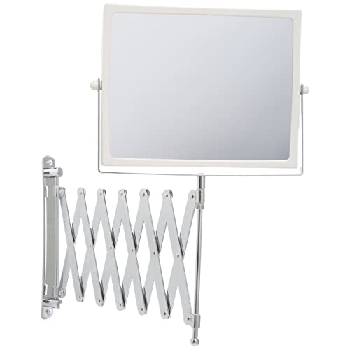 #1 product on .com Guaranteed Not to Fog Fogless Shower Mirror with Squeegee by ToiletTree Products Designed Not to Fall
