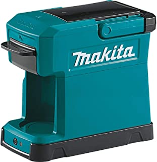 Makita DCM501Z Accu-koffiezetapparaat, 18 V (zonder accu, zonder oplader)