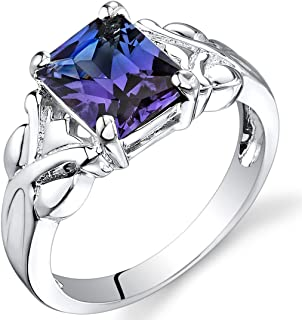 color changing gemstone rings