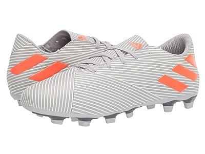 adidas Nemeziz 19.4 FxG (Grey Two/Solar Orange/Chalk White) Men