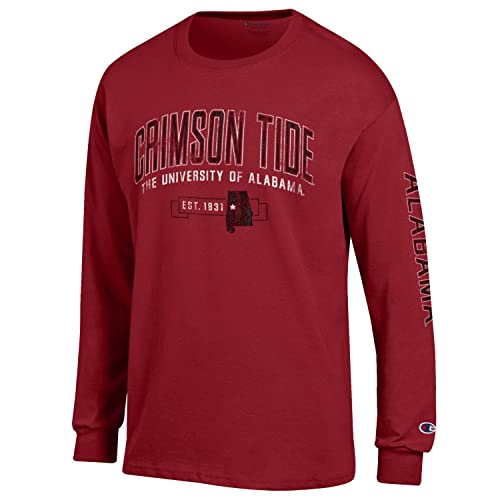 Outerstuff NCAA Youth Alabama Crimson Tide Precision Zip Up Track Jacket