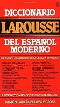 Diccionario Larousse del Español Moderno (Spanish Edition)