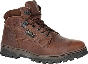 ROCKY Men's Outback Waterproof Outdoor Boot Round Toe - Rks0389