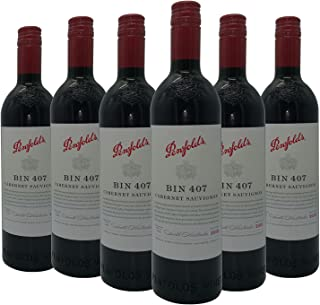 Penfolds Bin 407 Cabernet Sauvignon 2017 (6 Bottle)