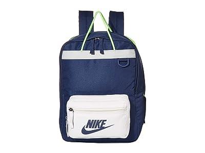 Nike Kids Tanjun Backpack (Little Kids/Big Kids) (Midnight Navy/Vast Grey/Midnight Navy) Backpack Bags