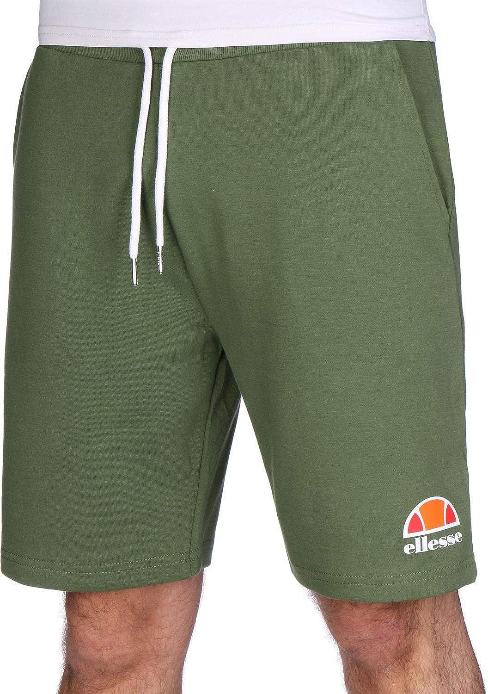Ellesse Men's Crawford Sweat Shorts, Green
