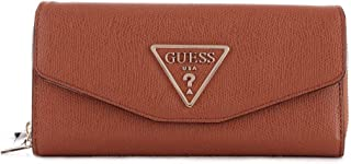 Luxury Fashion | Guess Womens SWVG7291620BROWN Brown Wallet | Spring Summer 19