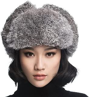 Cappello Invernale Colbacco con Pelliccia Marrone Unisex
