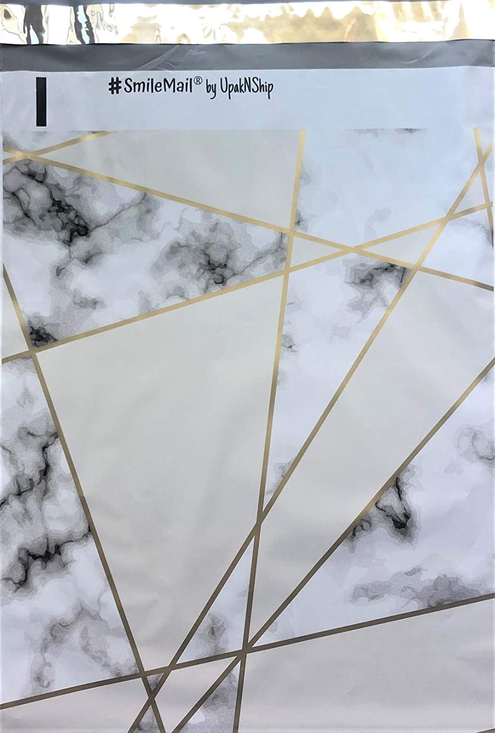 Cash special price 10x13 - Elegant Marble Stone Designer Printed Mailers Poly Shipp Ranking TOP3