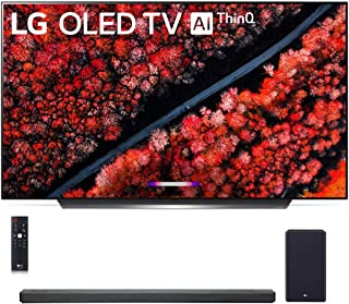 "LG OLED65C9PUA 65"" C9 Smart OLED w/AI ThinQ (2019) SL10YG 5.1.2 High Res Soundbar"