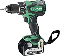 Hitachi 93256876 - Taladro combinado brushless 18 v 5.0 ah stackable 70 nw dv18dbsl