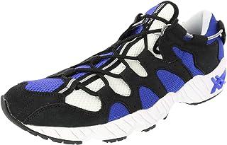 Asics Men's Gel-Mai Ankle-High Mesh Fashion Sneaker - 9M - Asics Blue/Black