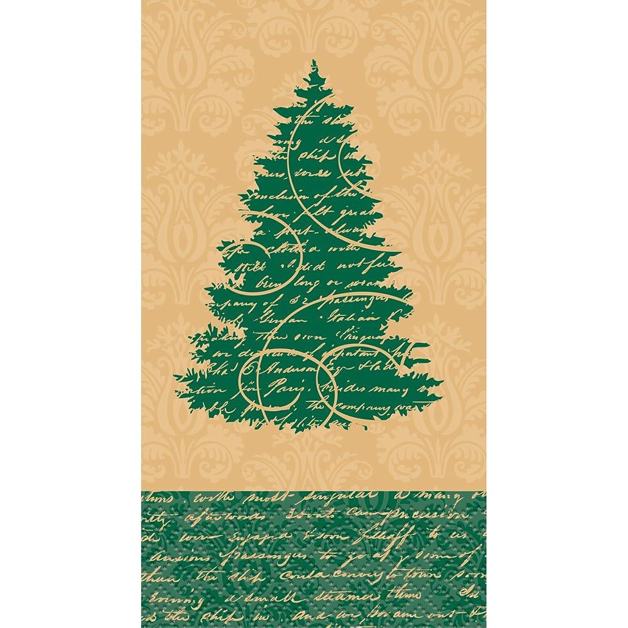 Elegant Christmas Paper Guest Napkins, 16ct
