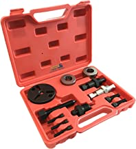 A/C Air Conditioning Clutch Remover/Installer Kit for Common Style Compressor Clutch