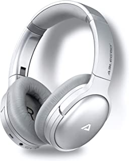 $89 » Bluetooth5.0 Headphones Over Ear,ABLEGRID Q10 Hybrid Active Noise Cancelling Headset,CVC6.0 Hi-Fi Deep Bass Stereo Sound E...