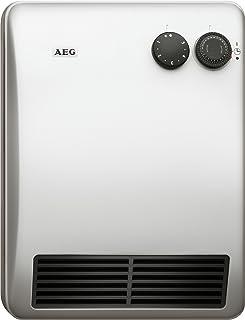 AEG 184399 VH 229 - Calefactor con temporizador de 24 horas (2000 W, 230 V), color blanco