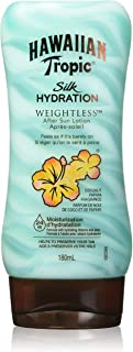 Hawaiian Tropic Silk Hydration Weightless After Sun Lotion, 180 Milliliters