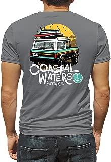coastal t shirts