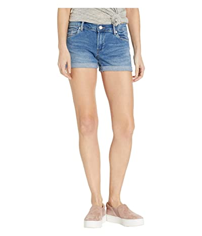 Blank NYC The Fulton Roll Up Shorts in Dance Off (Dance Off) Women