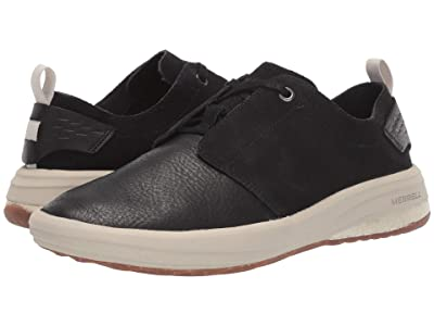 Merrell Gridway Leather (Black) Men