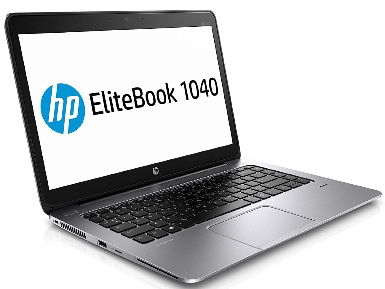 HP EliteBook Folio 1040 Notebook PC - Intel Core i7-4650 1.7GHz 8GB 256GB SSD NO OPTICAL Windows 10 Professional (Renewed)