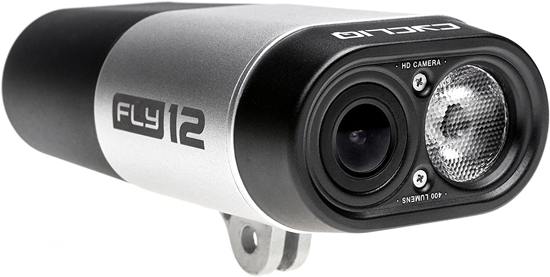 Cycliq Fly12 Full HD Bike Camera and 400 Lumen Front Light