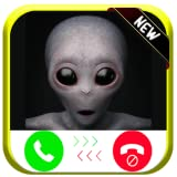 Alien Calling You - Free Fake Phone Calls And Free Fake Text Messages ID PRO - PRANK 2020