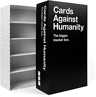 cards against humanity bigger blacker box hidden cards