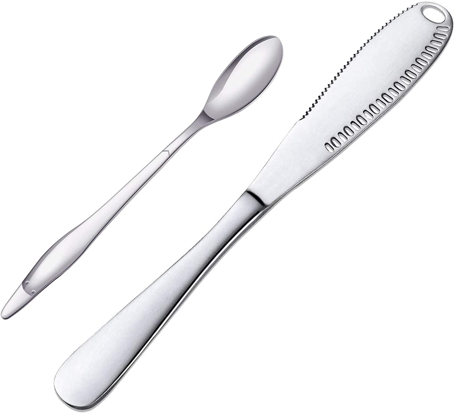 Spreader Knife Butter Multiuse New sales Steel Stainless with Portland Mall Se