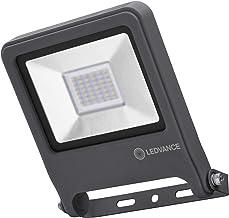 LEDVANCE Schijnwerper LED: voor muur, ENDURA FLOOD Koel wit / 30 W, 220…240 V, stralingshoek: 120, Koel wit, 4000 K, body ...