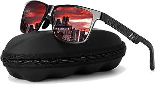 Polarized Driving Sunglasses For Men-GOUDI Mens Women...